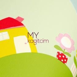 İthal Duvar Kağıdı Kids Home 6134 - Thumbnail