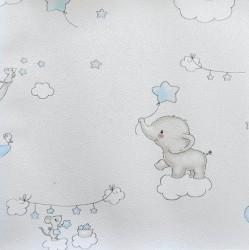 Halley Kids Dream - İthal Duvar Kağıdı Kids Home 6136