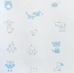 Halley Kids Dream - İthal Duvar Kağıdı Kids Home 6137