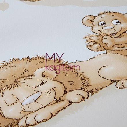 İthal Duvar Kağıdı Kidz 05494-20