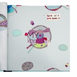 Lutece Les Petits Curieux - İthal Duvar Kağıdı Lutece Les Petits Curieux 629401