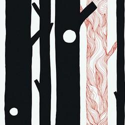 Sırpi Marimekko 7 m2 - İthal Duvar Kağıdı Marimekko Essential 13005