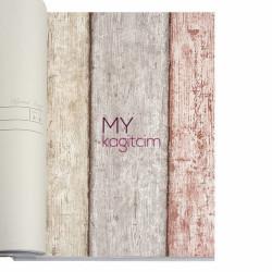 Halley Natural Design - İthal Duvar Kağıdı Natural Design 61034