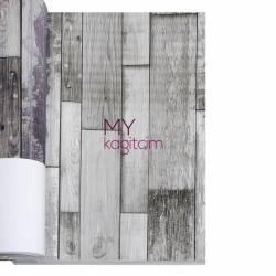 Halley Natural Design - İthal Duvar Kağıdı Natural Design 61043