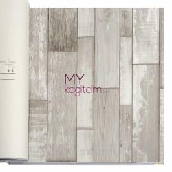 Halley Natural Design - İthal Duvar Kağıdı Natural Design 61044