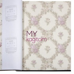 Cristiana Masi Opera 10 m2 - İtalyan Duvar Kağıdı Opera 6534