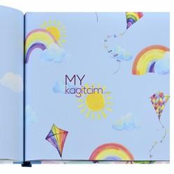 Holden Over The Rainbow - İthal Duvar Kağıdı Over The Rainbow 91022