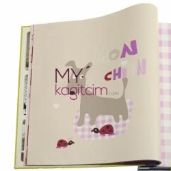 İndirimli Çocuk Duvar Kağıtları - İthal Duvar Kağıdı İndirimli 05628-20