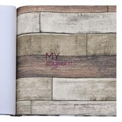 Brewster Reclaimed - İthal Duvar Kağıdı Reclaimed 2701-22347