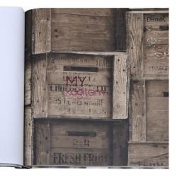 Brewster Reclaimed - İthal Duvar Kağıdı Reclaimed 2701-22350