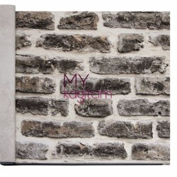 Ugepa Roll in Stones - İthal Duvar Kağıdı Roll İn Stones J17919