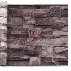 Ugepa Roll in Stones - İthal Duvar Kağıdı Roll İn Stones J18409