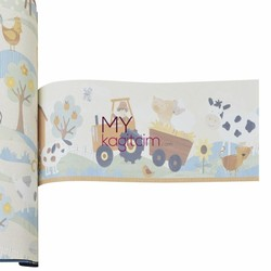Galerie Tiny Tots - İthal Duvar Kağıdı Tiny Tots G90118 Bordür