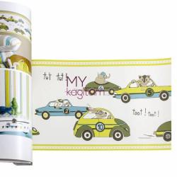 Caselio Wonderland - İthal Duvar Kağıdı Wonderland Wdl 5962 70 64