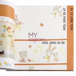 Caselio Wonderland - İthal Duvar Kağıdı Wonderland Wdl 5967 31 18