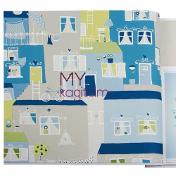 Decoprint Young@home - İthal Duvar Kağıdı Young Home Yh-17952