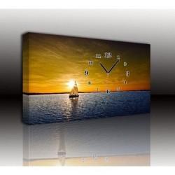 Mykağıtcım Kanvas Saat 30x40 cm - kanvas saat 30-40 (104)