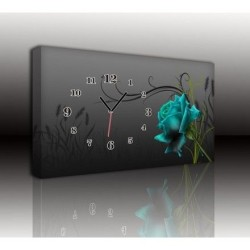 Mykağıtcım Kanvas Saat 30x40 cm - kanvas saat 30-40 (111)