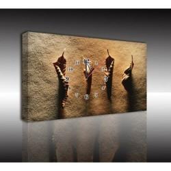 Mykağıtcım Kanvas Saat 30x40 cm - kanvas saat 30-40 (12)