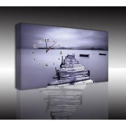 Mykağıtcım Kanvas Saat 30x40 cm - kanvas saat 30-40 (16)