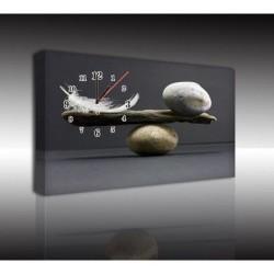 Mykağıtcım Kanvas Saat 30x40 cm - kanvas saat 30-40 (63)