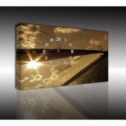 Mykağıtcım Kanvas Saat 30x40 cm - kanvas saat 30-40 (8)