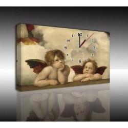 Mykağıtcım Kanvas Saat 30x40 cm - kanvas saat 30-40 (80)