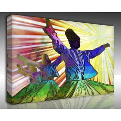 Kanvas Tablo Din - Kanvas Tablo 00377