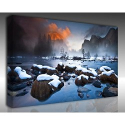 Kanvas Tablo Manzara - Kanvas Tablo 00698