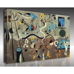 Kanvas Tablo Soyut - Kanvas Tablo 00879