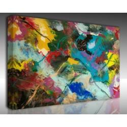 Kanvas Tablo Soyut - Kanvas Tablo 00907