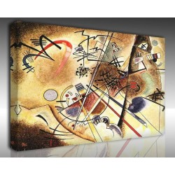 Kanvas Tablo Soyut - Kanvas Tablo 00909