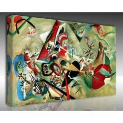 Kanvas Tablo Soyut - Kanvas Tablo 00920