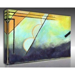 Kanvas Tablo Soyut - Kanvas Tablo 00923