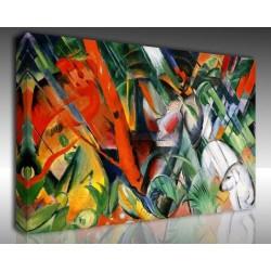 Kanvas Tablo Soyut - Kanvas Tablo 00933