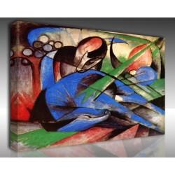 Kanvas Tablo Soyut - Kanvas Tablo 00939