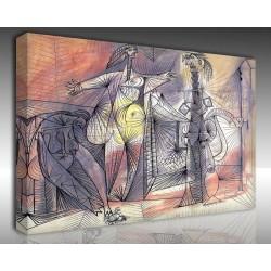 Kanvas Tablo Soyut - Kanvas Tablo 00950