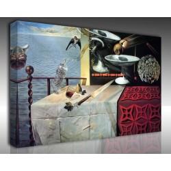 Kanvas Tablo Soyut - Kanvas Tablo 01013