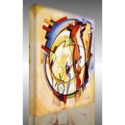Kanvas Tablo Soyut - Kanvas Tablo 01282