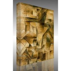 Kanvas Tablo Soyut - Kanvas Tablo 01296
