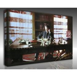 Kanvas Tablo Atatürk - Kanvas Tablo 00102