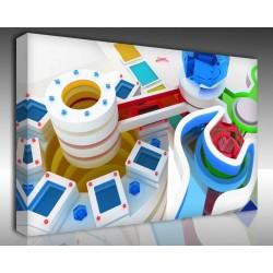 Kanvas Tablo Dekoratif - Kanvas Tablo 00290