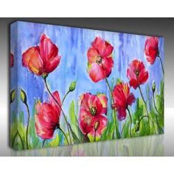 Kanvas Tablo Çiçek - Kanvas Tablo 00131