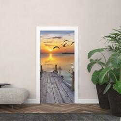 Mykağıtcım Tasarım Folyoları - Kapı Kaplama Folyosu 0001