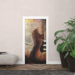 Mykağıtcım Kapı Kaplama Folyosu - Kapı Kaplama Folyosu 0010