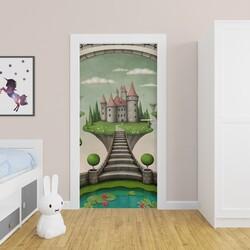 Mykağıtcım Tasarım Folyoları - Kapı Kaplama Folyosu 0014