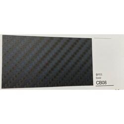 Kointec Karbon - Kointec Kalın Yapışkanlı Folyo CB08<br>123cmx1mt