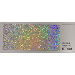 Kointec Hologram - Kointec Kalın Yapışkanlı Folyo ITP501<br>100cmx1mt