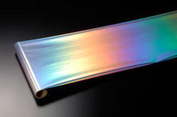 Kointec Hologram - Kointec Kalın Yapışkanlı Folyo ITP522<br>100cmx1mt