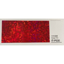 Kointec Hologram - Kointec Kalın Yapışkanlı Folyo ITP530<br>100cmx1mt